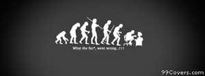 geek evolution Facebook Cover Photo