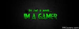 geek gamer Facebook Cover Photo