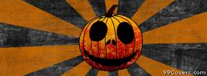 halloween pumpkin 7 Facebook Cover