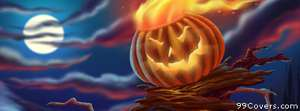 halloween pumpkin 10 Facebook Cover