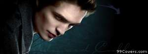 twilight male model Facebook Cover Photo