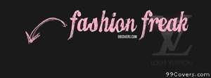 fashion freak Facebook Cover Photo