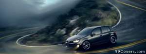 volkswagon golf Facebook Cover Photo