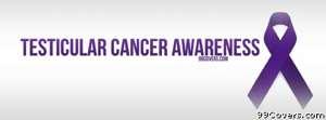 Testicular Cancer Awareness Facebook Cover Photo