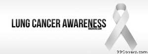 Lung Cancer Awareness Facebook Cover