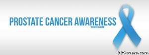 Prostate Cancer Awareness Facebook Cover Photo