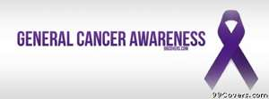 General Cancer Awareness Facebook Cover