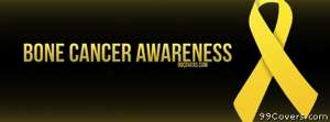 Bone Cancer Awareness Facebook Cover Photo