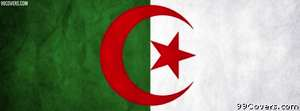 Algeria Facebook Cover Photo