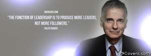 Ralph Nader Facebook Cover Photo