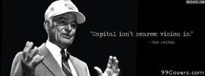 Sam Walton Facebook Cover Photo