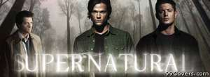 supernatural Facebook Cover Photo