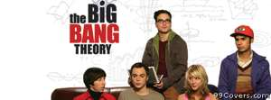 the big bang theory Facebook Cover Photo
