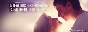 Faithful Girlfriend Facebook Cover Photo