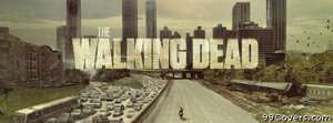 the walking dead Facebook Cover Photo