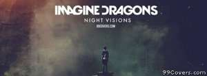 Imagine Dragons Artwork Facebook Cover Photo