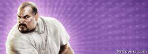 Saints Row 2 fat and dangerous Facebook Cover