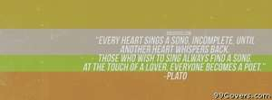 Plato Facebook Cover Photo