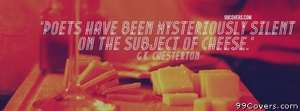 GK Chesterton Facebook Cover Photo