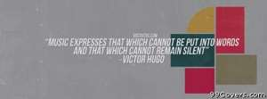 Victor Hugo Facebook Cover Photo