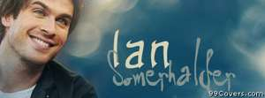 ian somerhalder Facebook Cover Photo
