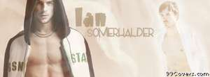 ian somerhalder Facebook Cover Photo