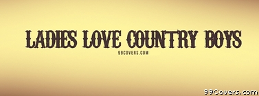 ladies love country boys Facebook Cover Photo
