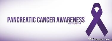pancreatic cancer awareness Facebook Cover Photo