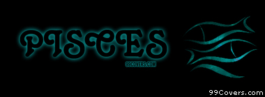 Zodiac pisces Facebook Cover Photo