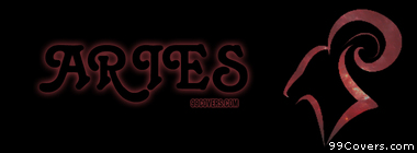 Zodiac Aries Facebook Cover Photo