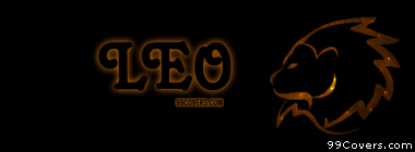 Zodiac Leo Facebook Cover Photo