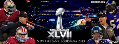 superbowl 47 Facebook Cover Photo
