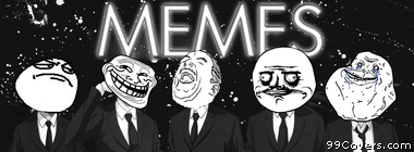 trollface memes Facebook Cover Photo