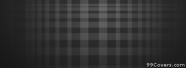 dark plaid texture pattern Facebook Cover Photo