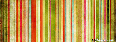 colorful wall striped texture Facebook Cover Photo