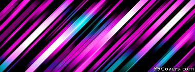 abstract stripes diagonal Facebook Cover Photo