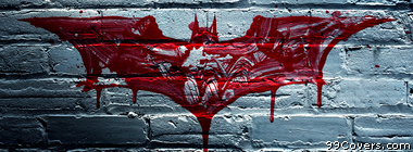 Batman Street Art Facebook Cover Photo