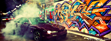 Street Art 11 Facebook Cover Photo