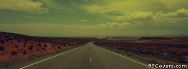 vintage road Facebook Cover Photo