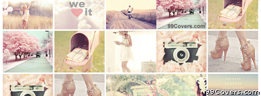Life Collage Facebook Cover Photo