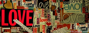 Love Collage Facebook Cover Photo
