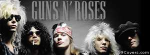 guns n roses Facebook Cover Photo