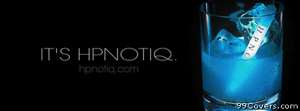 hpnotiq Facebook Cover Photo