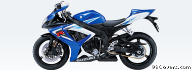 Suzuki GSX R750 Facebook Cover Photo