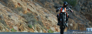 KTM Super Duke 3 Facebook Cover Photo