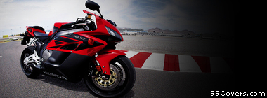 Honda CBR1000RR 16 Facebook Cover Photo