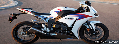 Honda CBR1000RR 3 Facebook Cover Photo