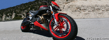 Buell Long XB12Ss Facebook Cover Photo