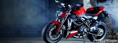 Ducati Streetfighter 16 Facebook Cover Photo