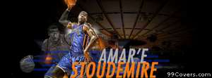 new york knicks amare stoudemire Facebook Cover